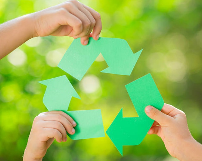 simple recycling tips